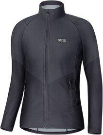 Gore Wear X7 Partial Gore-Tex Infinium Fahrradjacke terra grey/black (Damen) (100537-0R99)