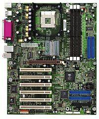 EPoX EP-4SDA5I, SiS648 [PC-2700 DDR]