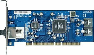 Longshine LCS-8039SX, 1x 1000Base-SX, 64bit PCI 66MHz