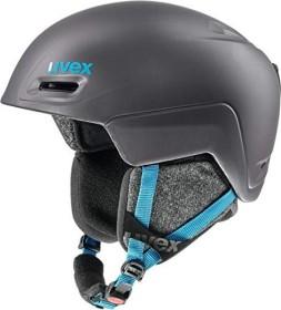 UVEX Jimm Helm titan/petrol mat (566211)