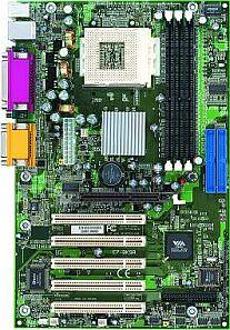 EPoX EP-8K9A, KT400 (PC-2700 DDR)