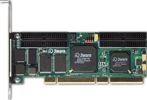 LSI 3ware Escalade 7506-4LP, 64bit PCI