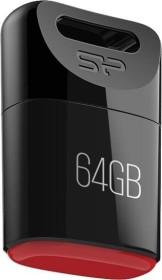Silicon Power Touch T06 schwarz 64GB, USB-A 2.0 (SP064GBUF2T06V1K)