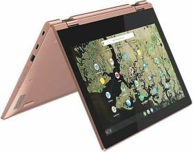 Lenovo Chromebook C340-11 Sand Pink, Celeron N4000, 4GB RAM, 64GB SSD (81TA000GGE)
