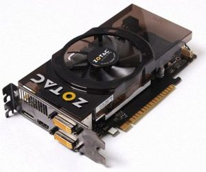 Zotac GeForce GTS 450, 512MB GDDR5, 2x DVI, HDMI, DisplayPort (ZT-40504-10L)