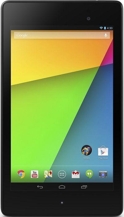 Google Nexus 7 32GB schwarz [2013] -- © ASUS