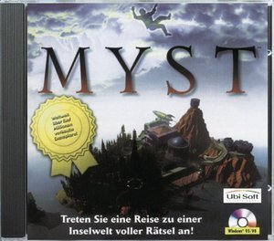 Myst (deutsch) (PC)