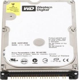 Western Digital WD Scorpio Blue 320GB, 8MB cache, IDE (WD3200BEVE)