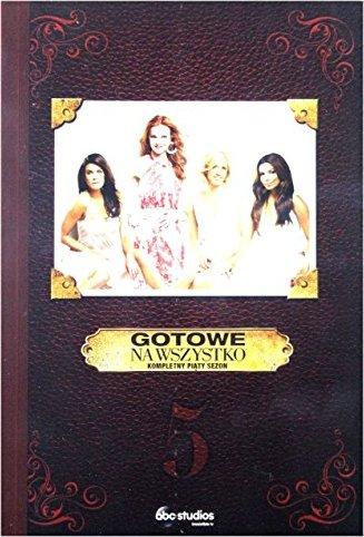 Desperate Housewives Season 5 (UK) -- via Amazon Partnerprogramm