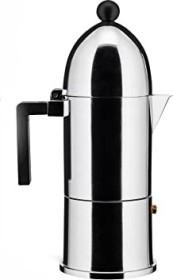 Alessi A9095/6B La cupola espresso pot
