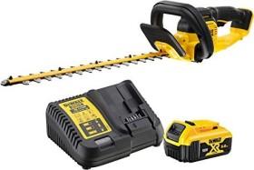 DeWalt DCMHT563P1 cordless hedge trimmer incl. rechargeable battery 5.0Ah