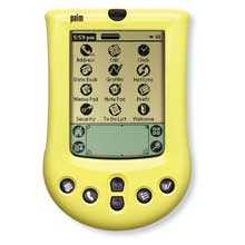 Palm P10731U Palm m100 Faceplate Cover - Citrus (Palm m100/m105)
