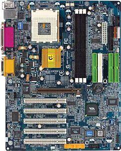 Gigabyte GA-7VRXP, KT333 [DDR]