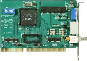 Longshine LCS-8630TCBS Arcnet network adapter, ISA