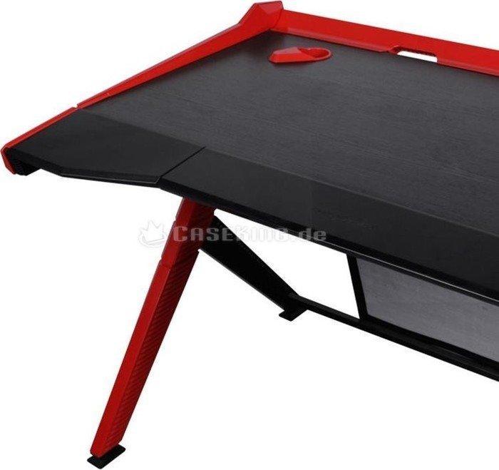 Dxracer Gaming Desk 1000 Blackred Gd1000nr Skinflint