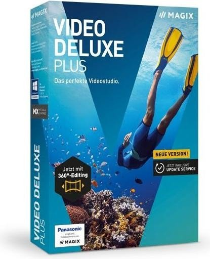 Magix: Video DeLuxe 2017 Plus (deutsch) (PC)