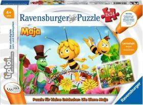 Ravensburger tiptoi Puzzle: Puzzle für kleine Entdecker: Biene Maja (00047)