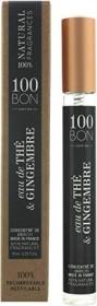 100BON Eau de The & Gingembre Concentré Eau de Parfum, 10ml