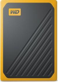Western Digital WD My Passport Go gelb 1TB, USB 3.0 Micro-B (WDBMCG0010BYT-WESN)
