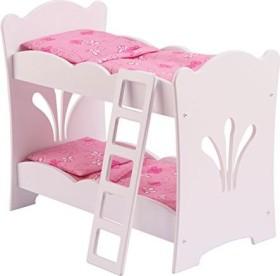 KidKraft Lil' Doll Bunk Bed (60130)