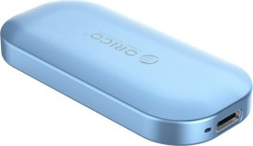 Orico iMatch IV300 SSD blau 250GB, USB-C 3.1 (IV300-250G-BL-BP)