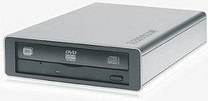 Freecom DVD RW Recorder LS 20x DL, USB 2.0 (29085)