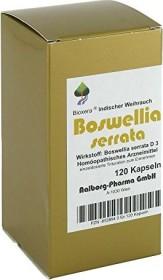 Diamant Natuur Boswellia serrata Bioxera Kapseln, 120 Stück
