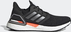 adidas Ultra Boost 20 core black/iron metallic/carbon (Damen) (FZ0174)