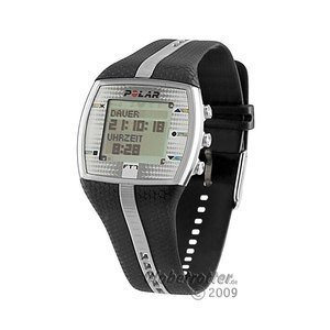 Polar FT7 Heart Rate Monitor black/silver -- ©globetrotter.de 2009
