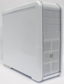 Cooler Master CM 690 II Lite weiß, schallgedämmt