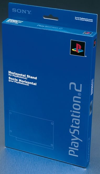 Sony stojak poziomy do PS2