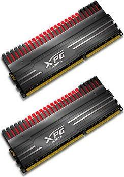 ADATA XPG V3 black DIMM kit 16GB, DDR3-2600, CL11-13-13-35 (AX3U2600W8G11-DBV-RG)