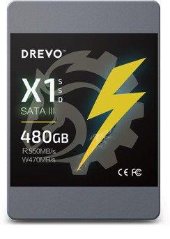 Drevo X1 480GB, SATA