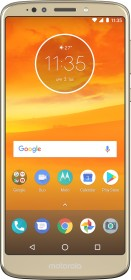 Motorola Moto E5 Plus Dual-SIM 32GB gold