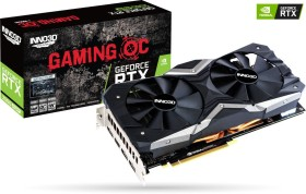 INNO3D GeForce RTX 2060 SUPER Gaming OC X2, 8GB GDDR6, HDMI, 3x DP (N206S2-08D6X-17311165)