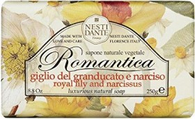 Nesti Dante Romantica Royal Lily and Narcissus feste Seife, 250g