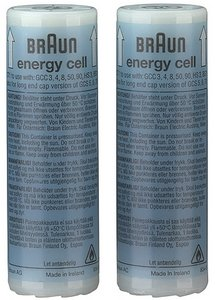 Braun Lady CT2 Energy cell (2-pack) (118404)