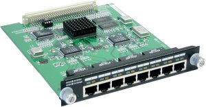 Longshine LCS-884R-SW800, 8x 10/100Mbit Switching module