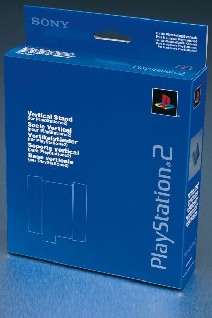Sony vertical stand for PS2