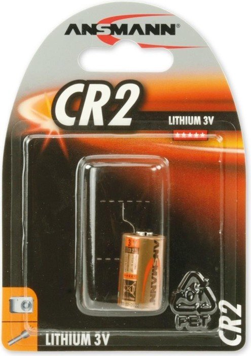 Ansmann CR2 Photo Lithium 3V (5020022)