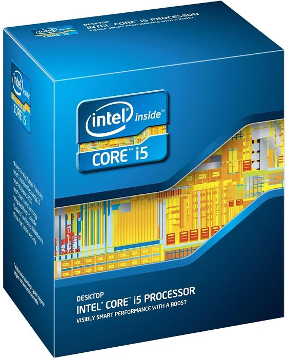 Intel Core i5-2500, 4x 3.30GHz, boxed (BX80623I52500)
