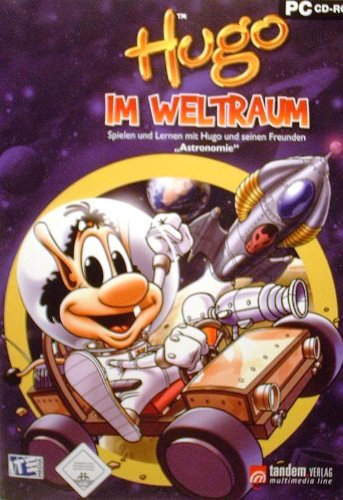 Hugo im Weltraum (niemiecki) (PC) -- via Amazon Partnerprogramm