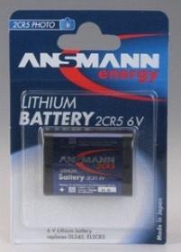 Ansmann Lithium Photo 2CR5 (5020032)