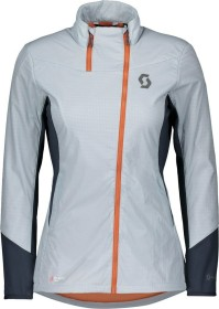 Scott Trail Storm Alpha Jacke cloud blue/blue nights (Damen) (271585-6280)