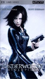 Underworld 2: Evolution (UMD movie) (PSP)