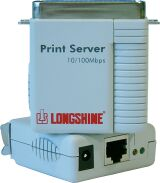 Longshine print server, parallel (LCS-PS150)