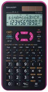Sharp EL-531XGPK pink