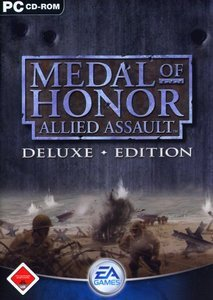Medal of Honor: Allied Assault - Deluxe Edition (German) (PC)