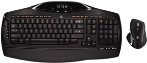 Logitech Cordless desktop MX 5500 revolution, USB (various layouts)