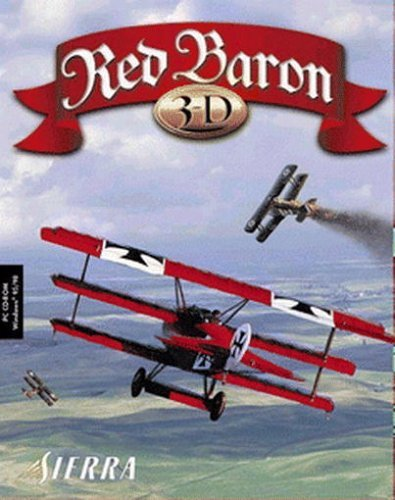 Red Baron 3D (German) (PC) -- via Amazon Partnerprogramm